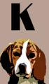 K Dog Names