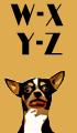 W-Z Dog Names
