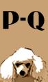 P-Q Dog Names