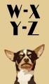 W-Z Boy Dog Names